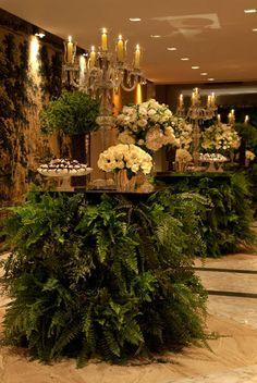 . Forest Wedding, Garden Wedding, Wedding Table, Rustic Wedding, Dream Wedding, Reception Table, Wedding Trends, Wedding Designs, Wedding Styles