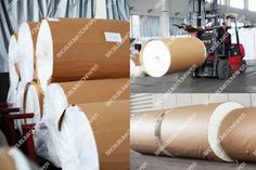 our #sublimation #paper raw material and base paper room,only use high quality sublimation base paper ,not offset base paper.  www.brosublimationpaper.com