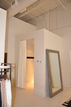 Retail fitting rooms Atlanta GA