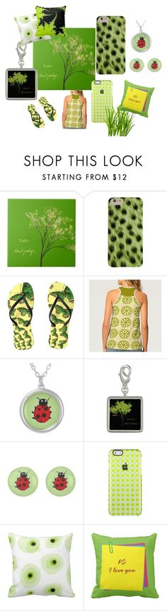 """My Green Zazzle"" by shelli-fitzpatrick ❤ liked on Polyvore featuring interior, interiors, interior design, home, home decor, interior decorating and pantonegreenery"
