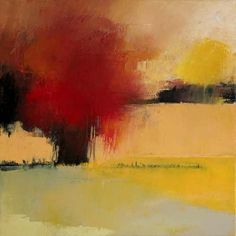 Vergennes #2, acrylic on canvas, 24x24, by irma cerese.