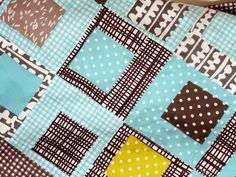 It's A Boy - Quilt That Is!