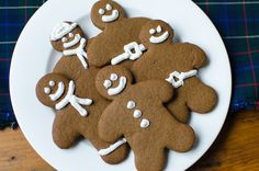 Checkout this recipe for Gingerbread Cookies (Gluten Free) I found on BobsRedMill.com
