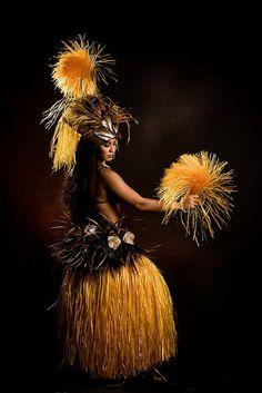 I love the Tahitian dances.