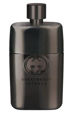 Gucci 'Guilty pour Homme Intense' Eau de Toilette available at #Nordstrom