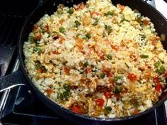 ThreeDietsOneDinner - Paleo Recipes to fit every diet - Paleo Weight Loss - Optimal Nutrition: ASIAN INSPIRED DINNER: PORK TENDERLOIN, FRIED RICE  CABBAGE SLAW