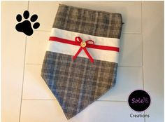 Your place to buy and sell all things handmade Wool Socks, Fashion Socks, Dog Bandana, Christmas Stockings, Creations, Couture, Animal, Holiday Decor, Grey