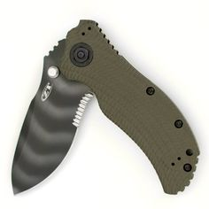 Sport, Fitness, Zero Tolerance ZT0301ST Ranger Green Folder Knife with Speed Safe and Partial Serration Exercise, Shape, Training by SPRT2ALL, http://www.amazon.co.uk/dp/B00E7OQME8/ref=cm_sw_r_pi_dp_2RLfsb1W96X9X