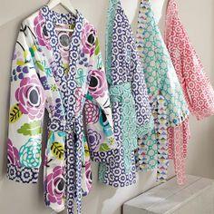 Cozy Cotton Robe