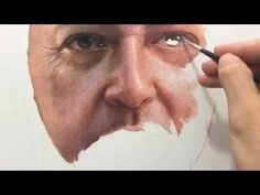 Oil Painting Tips Realistic Oil Painting, Oil Painting Texture, Oil Painting Techniques, Acrylic Painting Lessons, Time Painting, Painting People, Realistic Drawings, Painting Videos, Painting Canvas