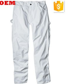 f08ed433c9 painters white work pants workwear for construction Dickies Painter Pants, Dickies  Pants, White Painters