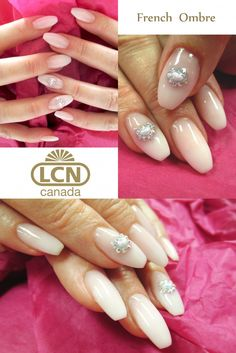 French Ombre - Gradual French Step by Step | LCN Canada - Baby Boomer Nails