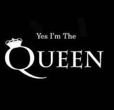 Look in the mirror and repeat these words.Yes, I'm the Queen. Yes, I'm the Queen. Yes, I'm the Queen! Woman Quotes, Me Quotes, Qoutes, Attitude Quotes, Quotations, Attitude Shayari, Pisces Quotes, Boss Quotes, Girly Quotes