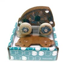 DIY kit - car- cool (blues,greens) colours- craft kit. $14.00. Find this and more Gift Guides at SmallforBig.com #kids #toys #gifts