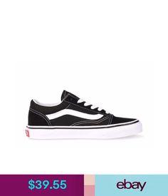 8005e36b66e4 Unisex Shoes Vans Old Skool Suede Black Vn000W9T6Bt Preschool Kid Shoes   ebay  Fashion Kid