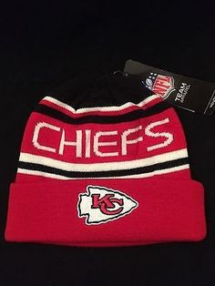 45a8912fe NFL Kansas City Chiefs Youth NFL Team Apparel Winter Hat www.mancavesonline.com  Nfl