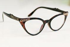 My next specs: cat eye. MEOW