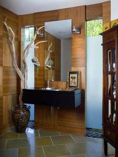 Bathroom Design Quiz baños color chocolate modernos - buscar con google | baños
