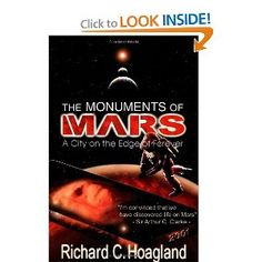 The Monuments of Mars [Maurs/Maures/Mu/Muurs/Moors]: A City on the Edge of Forever (5th Edition) ~ by Richard C. Hoagland (Author)   For many years Richard Hoagland alone hypothesized [knew] that sentient beings [Martians/Moortians] spent time on Mars millions of years ago [creating and] assembling behemoth structures whose ruins are still seen today [Earth's Ancient structures].   Here Hoagland redefines the solar system [Melanated YOUniverse] as a different place than NASA has presented…