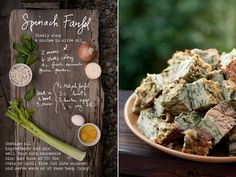 What's more rad? Her food or her photography? Great recipes for spring