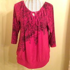 Blouse Blouse.   In very good condition Jaclyn Smith Tops Blouses