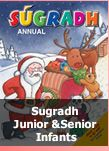 fond memories of doing 'Sugradh' magazine with Mrs. O'Driscoll in Junior and Senior infants