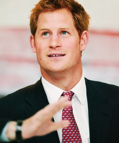 veryprinceharry:  Prince Harry on the first day of his visit to the US