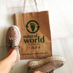 Disse her🙏 godt for bein og klode!   #ecofriendly#naturalworldeco#tarifa#comfy#shoesespadrillos