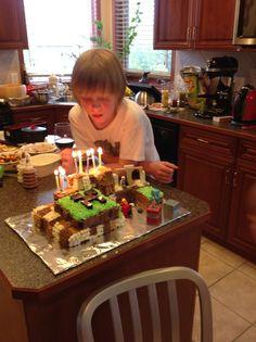 Hugh's Birthday