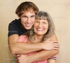 mother and teen son portraits - Google Search