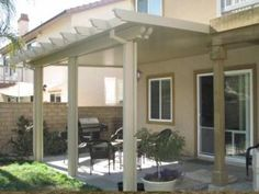 install aluminum patio covers accessible pinterest wood