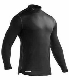 Under Armour® Evo ColdGear® Mock Turtleneck - Underwear 8fc7b25a9e4