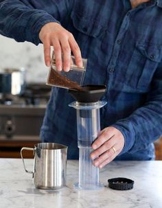 http://www.2uidea.com/category/Aeropress/ How To Make AeroPress Coffee (Two Ways!) — Cooking Lessons from The Kitchn | The Kitchn