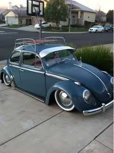 Classic Cars – Old Classic Cars Gallery Vw Bugs, Van Vw, Car Camper, Vw Vintage, Ferdinand Porsche, Buggy, Volkswagen Bus, Vw Beetles, Custom Cars