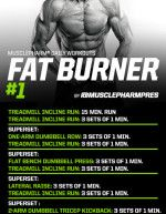 Muscle Pharm Workouts: Fat Burner Series