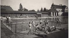 """""""Städtische Schwimmschule, um 1925"""""""