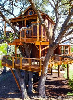Hill Country Hideout- Pete Nelson – Treehouse Masters Season 9 – Karen DeMayo- Vaillancourt – Join the world of pin