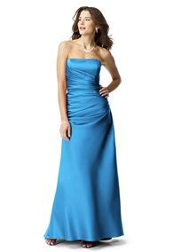Bridesmaid Dresses by Color by David's Bridal - cornflower