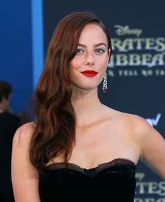 "#Hollywood, #Premiere Kaya Scodelario – ""Pirates of the Caribbean: Dead Men Tell no Tales"" Premiere in Hollywood 05/18/2017 
