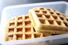 Clicks | Dieta | *Joana Banana*  waffles wheyffles