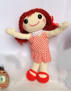 Misfit Dolly free pattern