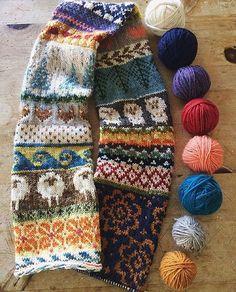 38 Best Ideas For Knitting Fair Isle Fun - Knitting for beginners,Knitting patterns,Knitting projects,Knitting cowl,Knitting blanket Poncho Crochet, Knit Or Crochet, Scarf Knit, Crochet Socks, Knit Cowl, Crochet Granny, Hand Crochet, Crochet Stitches, Knitting Projects