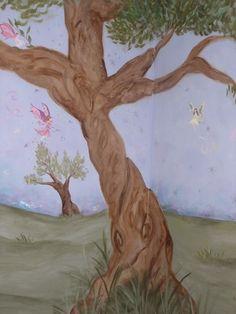 Fresh Paint | Children's Fairy Castle Tree