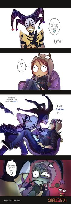 Let's play by SnaiLords on DeviantArt