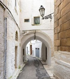 """Ostuni is one of the most beautiful and famous towns in Apulia. Its unique historic town, called """"Città Bianca"""" (white town) for its white walls and its typically white-painted architecture In the summertime Ostuni is a popular destination for tourists from all over the world. The population rises from about 30,000 inhabitants in wintertime to about 100,000. Ostuni is the fifth city in Italy for the percentage of British people residents. People from North Europe, in particular Great…"""