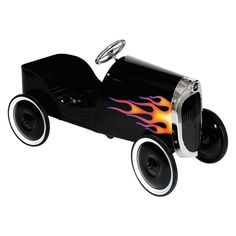 Have to have it. 34 Classic Car Pedal Riding Toy - Black - $239 @hayneedle