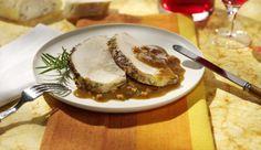 Der toskanische Schweinebraten ist einfach zubereitet und deswegen auch für Kochanfänger geeignet.