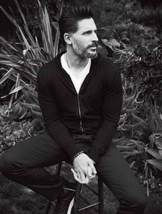 Joe Manganiello photographed by Doug Inglish for Men's Fitness.