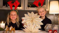 30 forslag til kalendergaver - Plusstid Pixies, Poinsettia, Origami, Wings, Christmas Ornaments, Holiday Decor, Forslag, Christmas Jewelry, Origami Paper