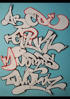 Graffiti Letters Styles | final graffiti alphabet letters graffiti alphabets taken from ...